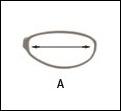 Velikost očnice