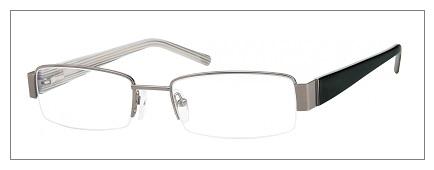Brýle poloobroučkové