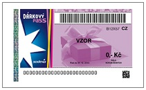 Dárkový pass