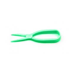 Kleštičky na kontaktní čočky - zelené