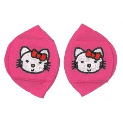 Látkový okluzor - Hello Kitty