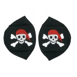 Látkový okluzor - Pirát