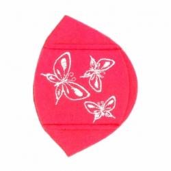 Látkový okluzor - Motýlci
