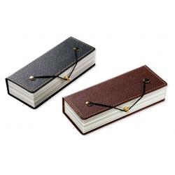 Pouzdro ve tvaru knihy